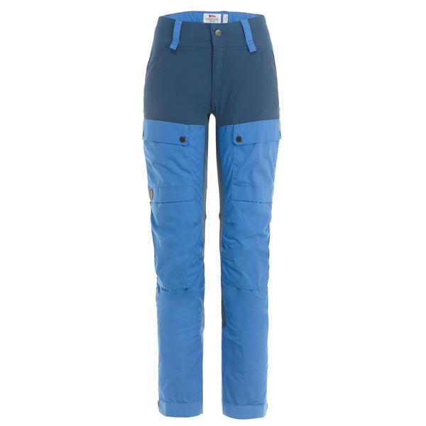 Fjällräven Keb Curved Trousers W Frauen - Trekkinghose