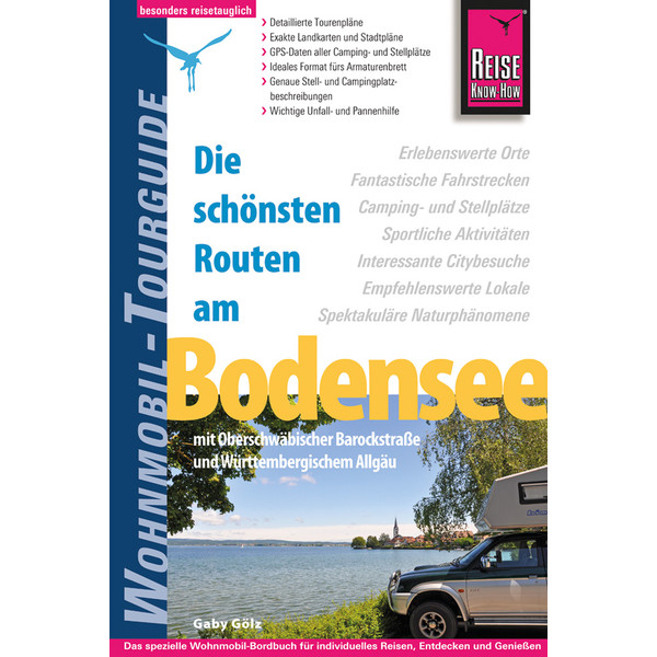 RKH Wohnmobil-Tourguide Bodensee