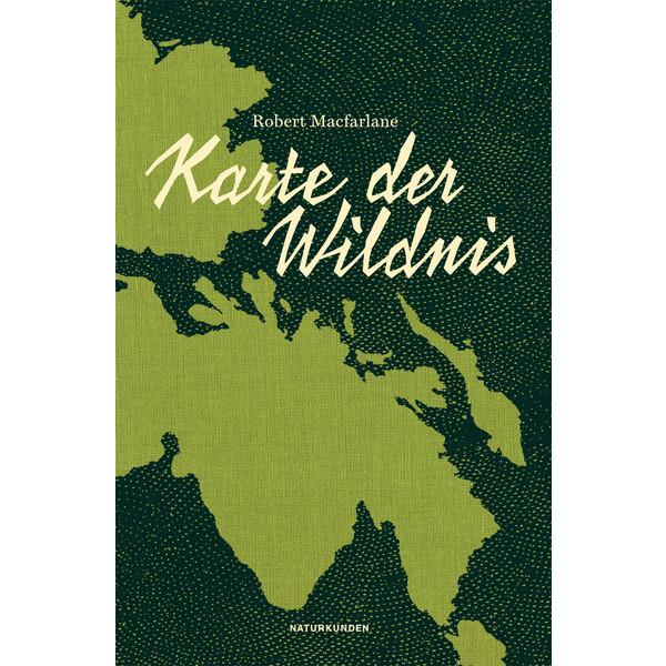 Karte der Wildnis