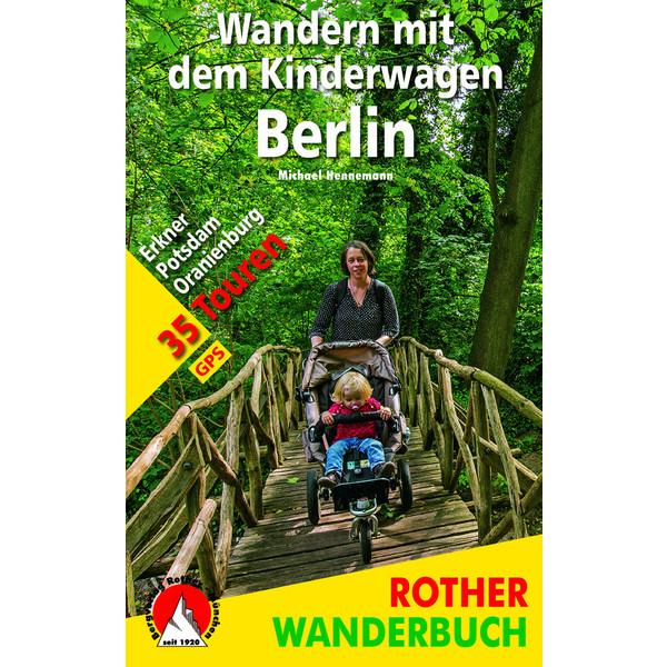 BvR Wandern mit dem Kinderwagen Berlin Kinder
