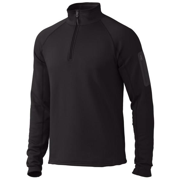 Stretch Fleece Half Zip