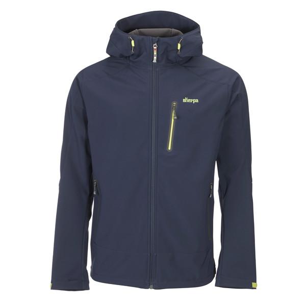 Sherpa Lobutse Hooded Jacket Männer - Softshelljacke
