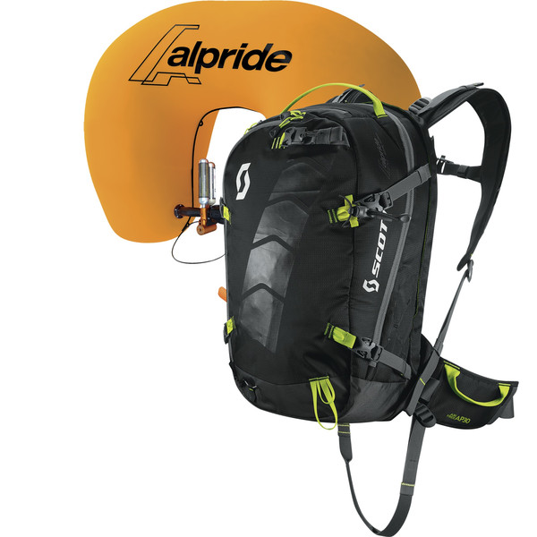 Scott Air Free AP 30 KIT Alpride Airbag - Lawinenschutz