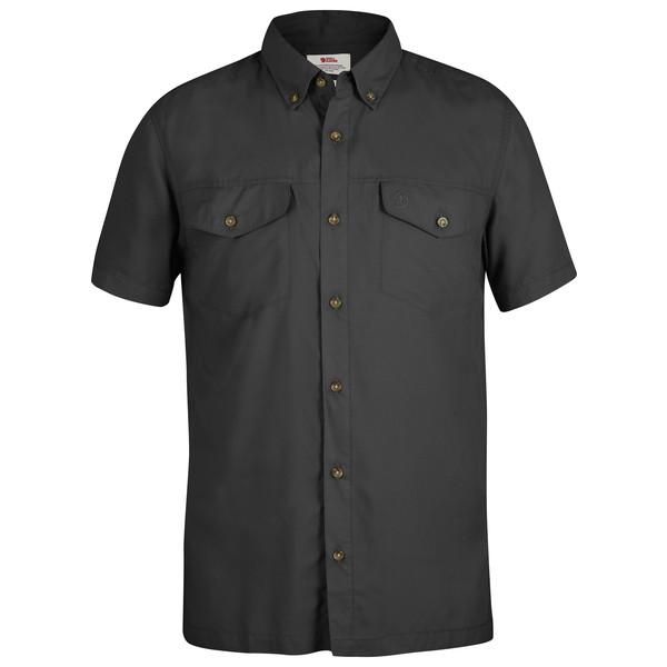 Fjällräven Abisko Vent Shirt S/S Männer - Outdoor Hemd