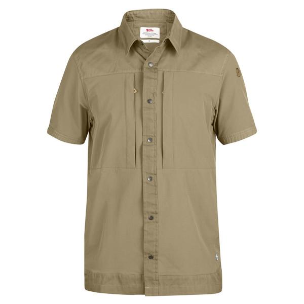 Fjällräven Keb Trek Shirt SS Männer - Outdoor Hemd