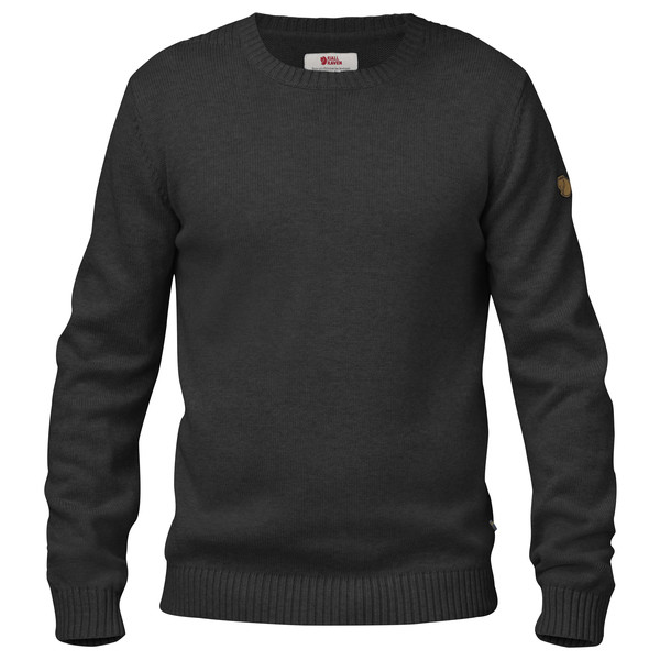 Fjällräven ÖVIK KNIT CREW M Männer - Sweatshirt
