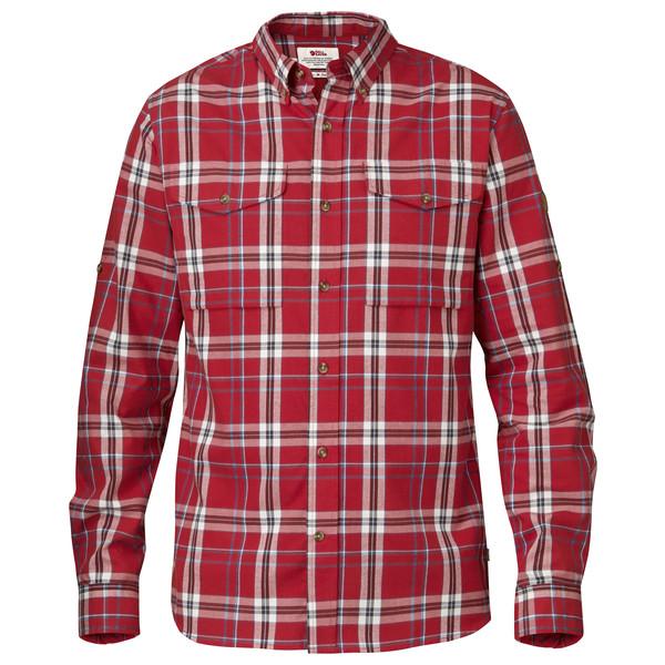 Fjällräven Singi Shirt L/S Männer - Outdoor Hemd