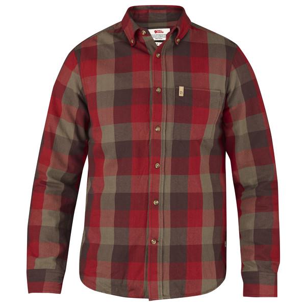 Övik Big Check Shirt L/S
