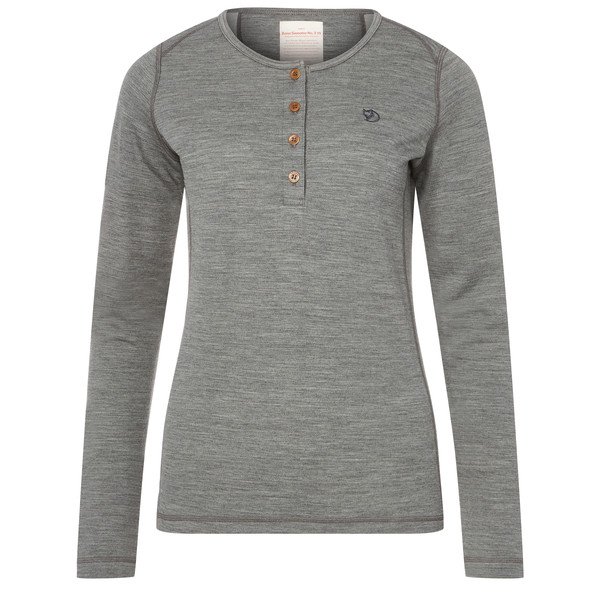 Fjällräven Base Sweater No.3 Frauen - Funktionsunterwäsche