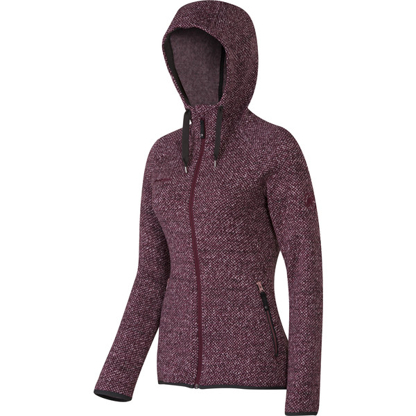 Mammut Kira Tour ML Hooded Jacket Frauen - Fleecejacke