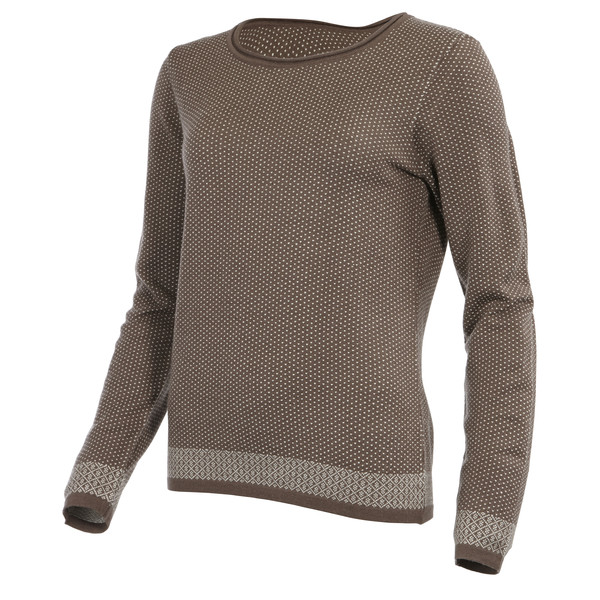 Wool R/N Sweater