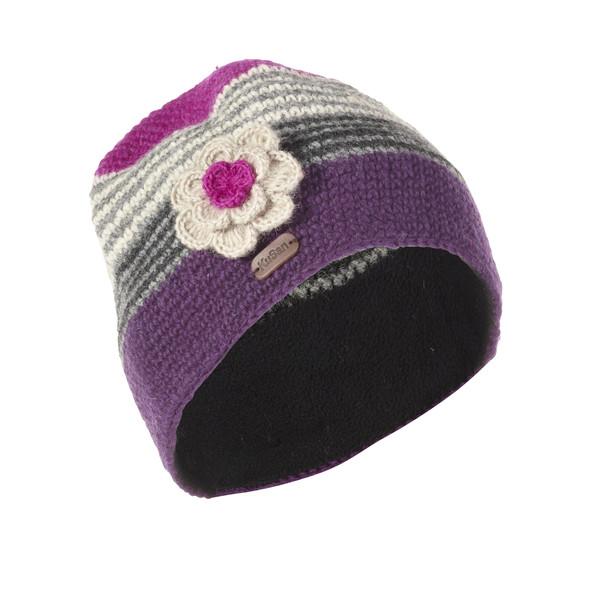 Crochet Beanie Flower