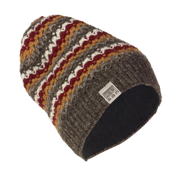 Tuck Knit Floppy Beret