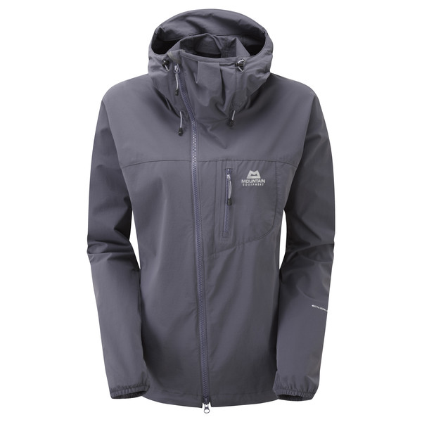 Mountain Equipment Squall Hooded Jacket Frauen - Softshelljacke