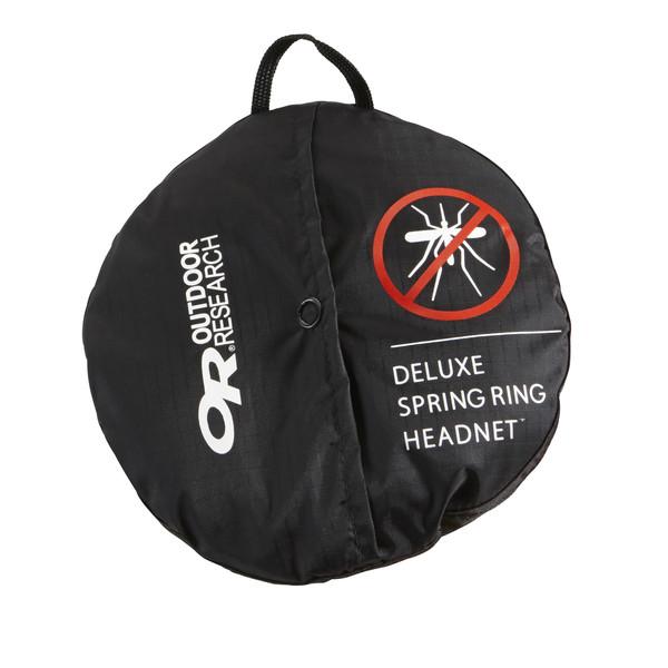 Deluxe Spring Ring Headnet