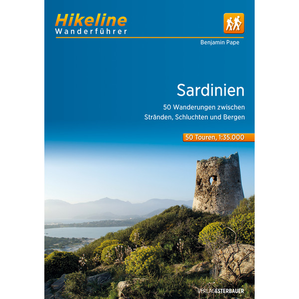 Hikeline Sardinien