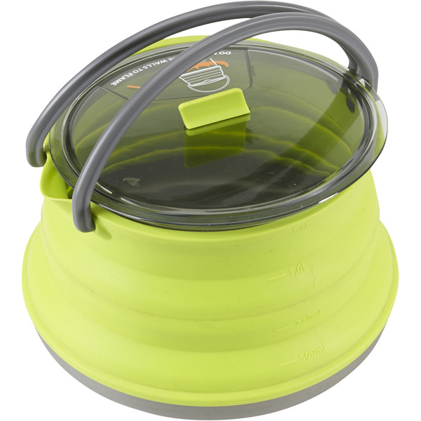 Sea to Summit X-POT KETTLE 1.3 LITER Unisex - Campinggeschirr