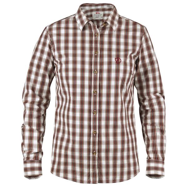 Fjällräven Sörmland Shirt L/S Frauen - Outdoor Hemd