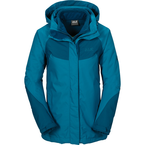 Serpentine II 3In1 Jacket