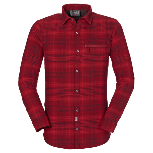 Jack Wolfskin Convection Shirt L/S Männer - Outdoor Hemd