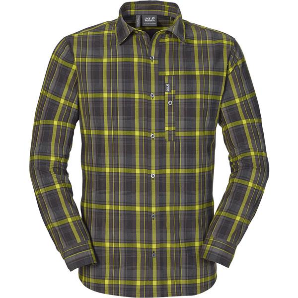 Jack Wolfskin Maitland II Shirt L/S Männer - Outdoor Hemd