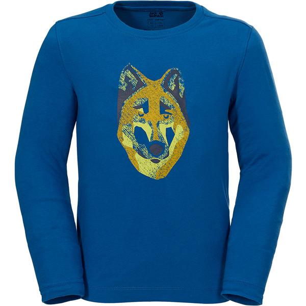 Jack Wolfskin Wolf Oc L/S B Kinder - Langarmshirt