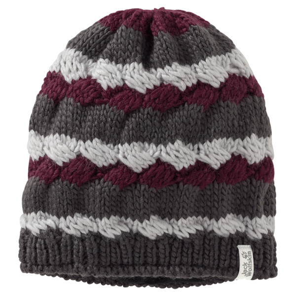 Jack Wolfskin Fancy Stripe W C Frauen - Mütze