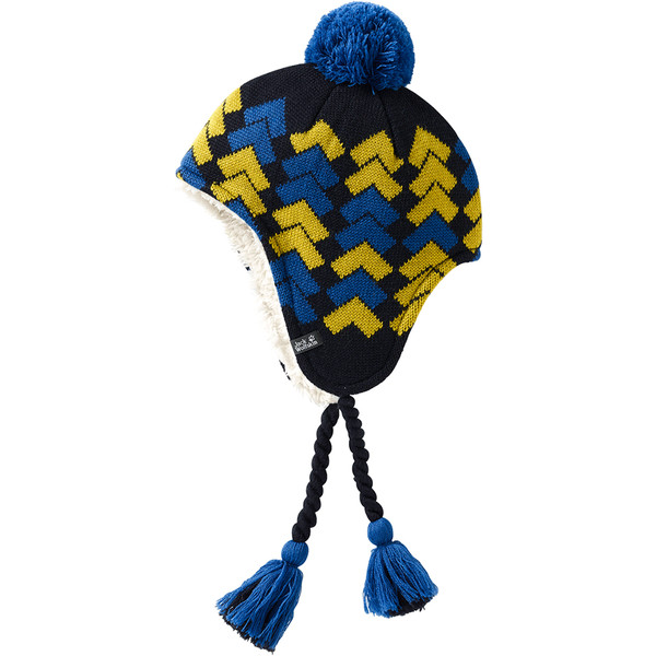 Jack Wolfskin Magic Mountain Knit Hat Kinder - Mütze