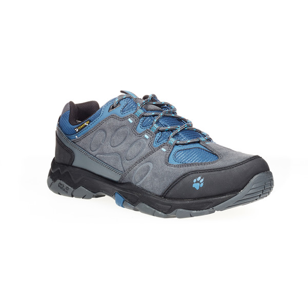 official photos 05dc6 db088 Jack Wolfskin MTN ATTACK 5 TEXAPORE LOW Wanderschuhe
