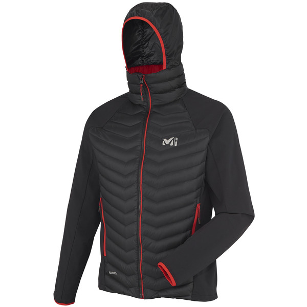Hybrid Wool Langtang Jacket