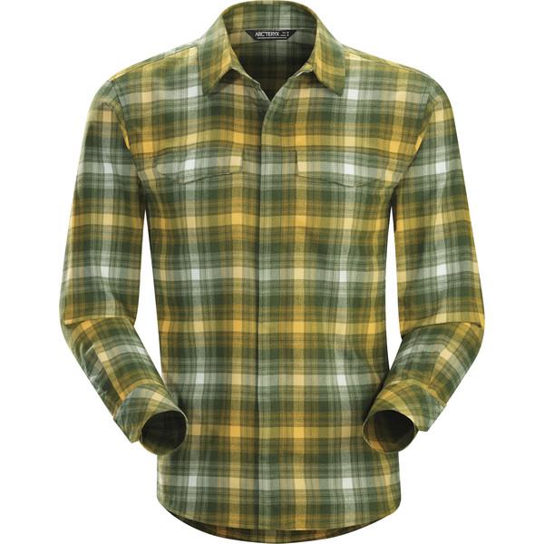 Arc'teryx Gryson LS Shirt Männer - Outdoor Hemd