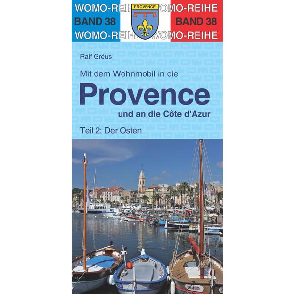 Womo 38 Provence & Côte d' Azur (Ost)