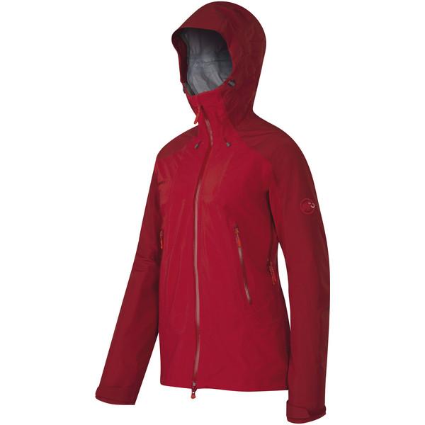 Mammut Ridge Jacket Frauen - Regenjacke