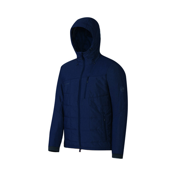 Alvier IS Hooded Jacket