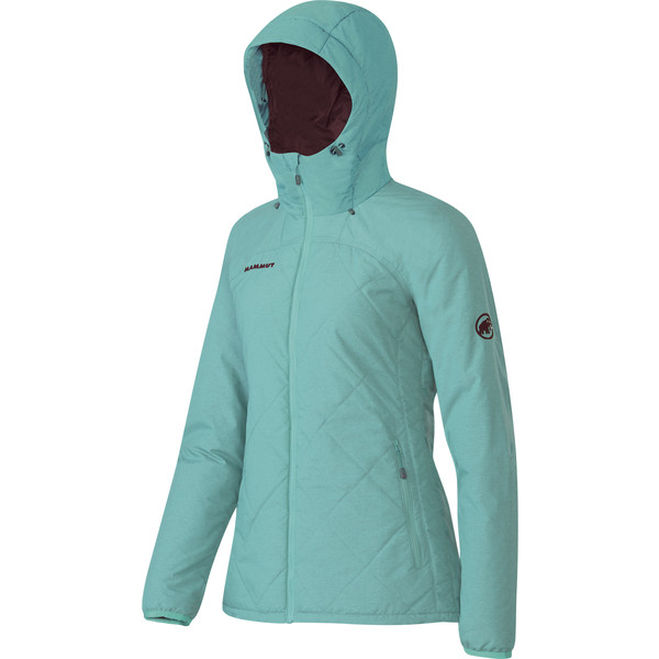 Mammut Pischa IS Hooded Jacket Frauen
