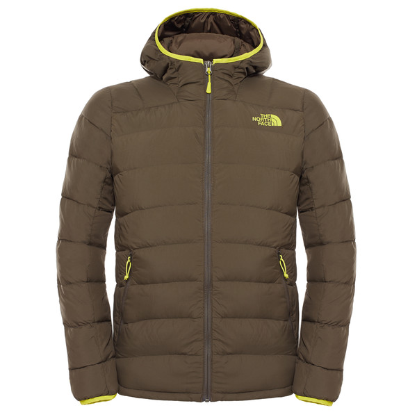 The North Face LA PAZ HOODED JKT Männer - Daunenjacke
