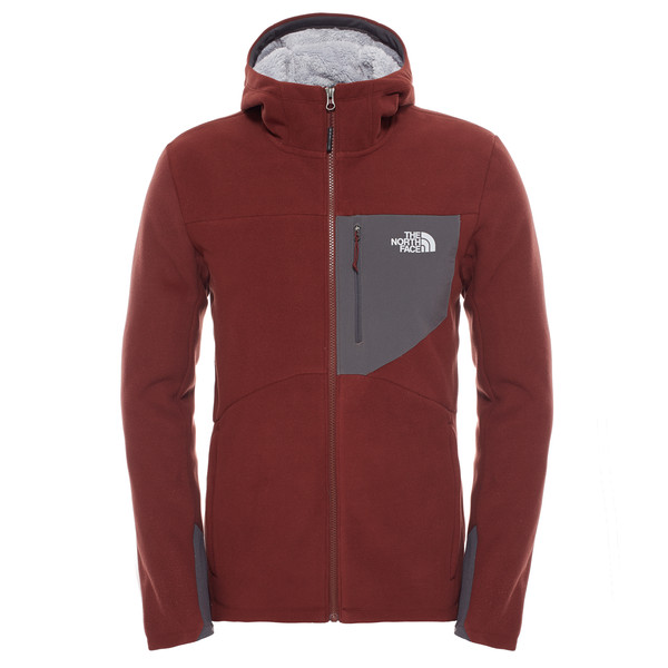 The North Face CHIMBORAZO HOODIE Männer - Fleecejacke