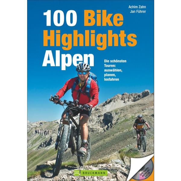 100 Bike-Highlights Alpen