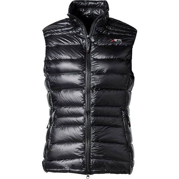 Caring W's Lightweight Down Vest