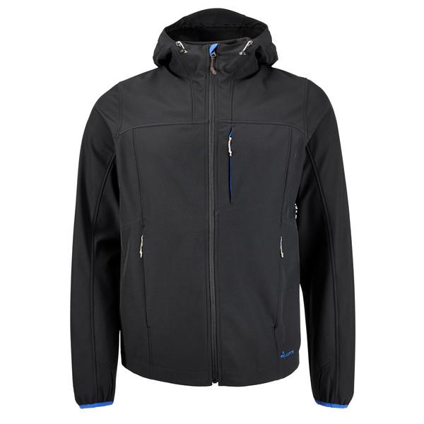 Taroko Hooded Softshell Jacket