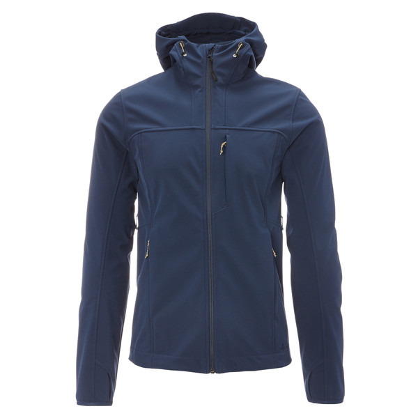 FRILUFTS TAROKO HOODED SOFTSHELL JACKET Männer - Softshelljacke