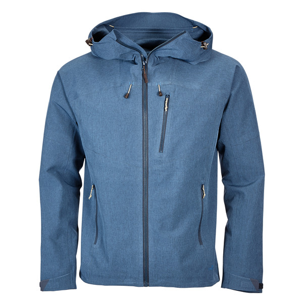 Alishan Hooded Softshell Jacket