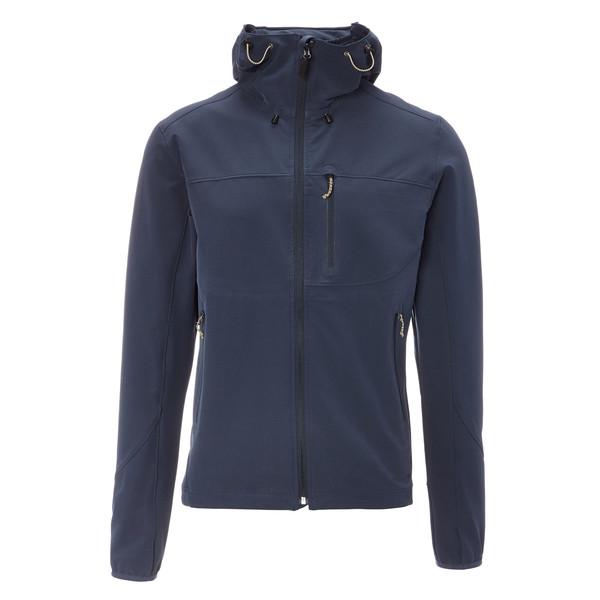 Ennskraxn Hooded Softshell Jacket