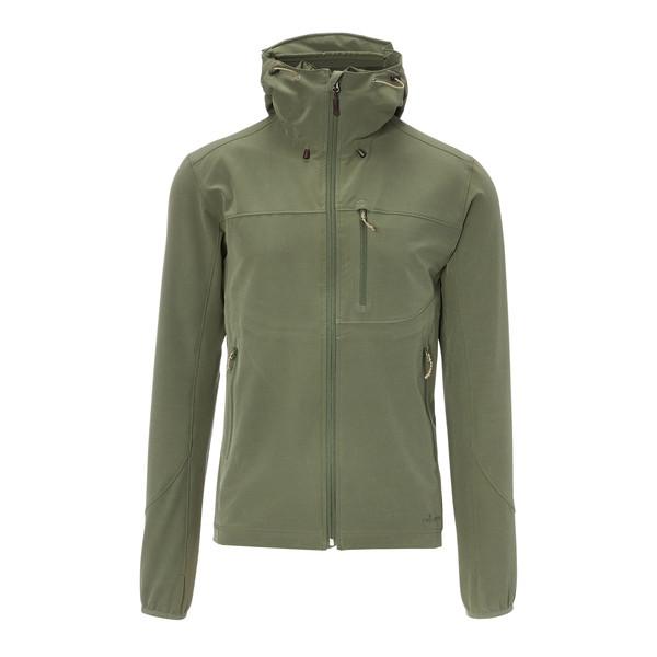FRILUFTS Ennskraxn Hooded Softshell Jacket Männer - Softshelljacke