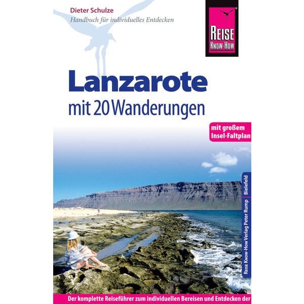 RKH Lanzarote - Mit 12 Wanderungen