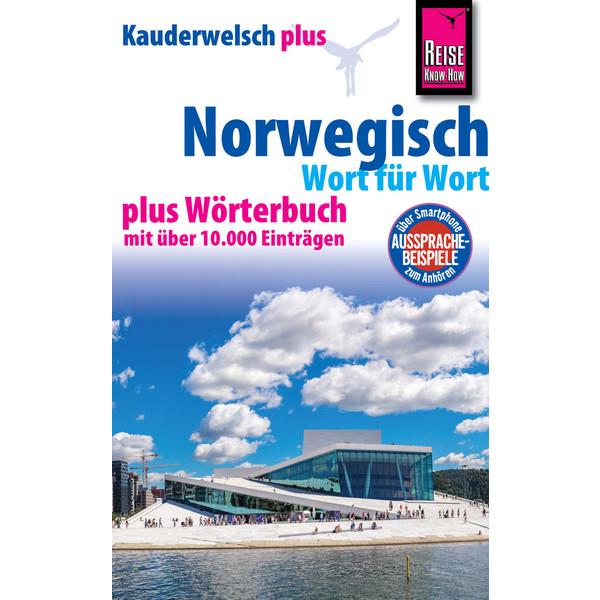 RKH KAUDERWELSCH PLUS NORWEGISCH - Sprachführer