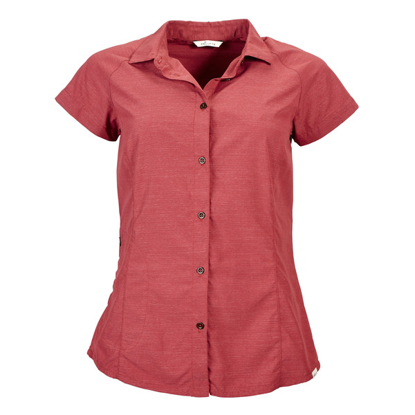 FRILUFTS Kea S/S Shirt Frauen - Outdoor Bluse
