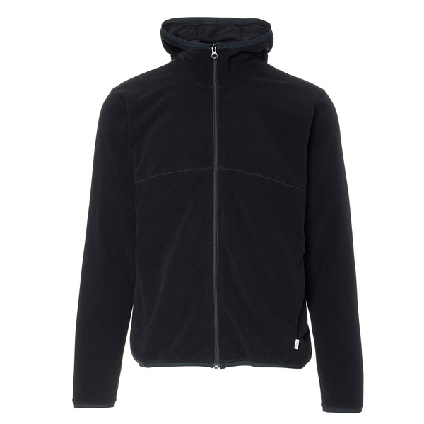 FRILUFTS Wulka Hooded Fleece Jacket Männer - Fleecejacke