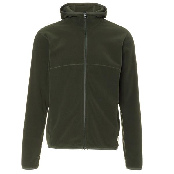 FRILUFTS Wulka Hooded Fleece Jacket Männer - Fleecejacke