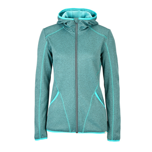 Arica Hooded Fleece Jacket